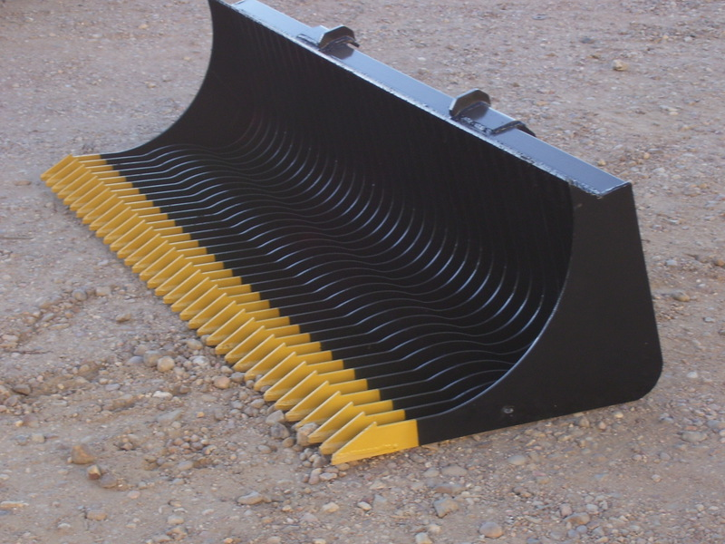 Armstrong Ag - Rock & Brush Equipment