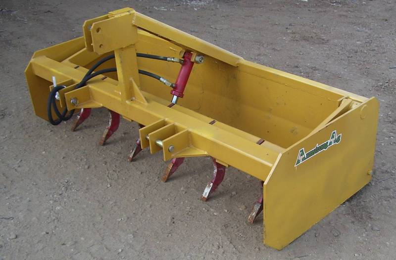 Armstrong Ag - Earth Moving Equipment